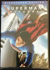 SUPERMAN RETURNS (DVD, 2006, Widescreen) Factory Sealed, Kevin Spacey