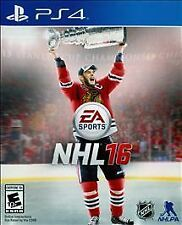 NHL 16 PS4 SPORTS NEW VIDEO GAME LIMITED EDITION STEELBOOK