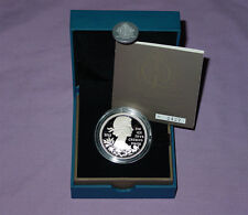 2012 DIAMOND JUBILEE SILVER PIEDFORT PROOF CROWN - LOW MINTAGE