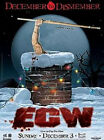 ECW DECEMBER TO DISMEMBER 2006 PPV POSTER FREE SHIPPING! ROLLED NEVER FOLDED WWE