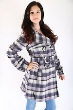 Object Winter Mantel Sophie True Wool Coat Moonlight Lavender GR: M  *only sexy*