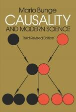 Causality and Modern Science, Science & Math, Philosophy, paper, Mario Bunge, Go