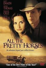 All The Pretty Horses (Columbia/Tri-Star) -- UNLIMITED SHIPPING ONLY $5
