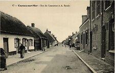 CPA  Cayeux -sur-Mer - Rue du Commerce et A. Baudet   (295265)