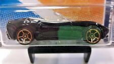 2011 Hot Wheels Faster Than Ever Ferrari California in Black 145/244
