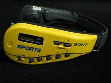 Sony Sports Walkman SRF M78 Arm Band Radio Guaranteed to Work and Clean