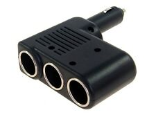 Cigarette Lighter Socket Adapter Splitter 12V