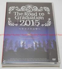 New Sakura Gakuin The Road to Graduation 2015 Kirameki no Shizuku DVD Japan