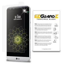 2-Pack EZguardz Premium Tempered Glass Screen Protector For LG G5