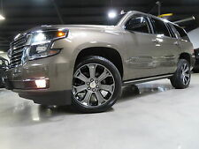 2016 Chevrolet Tahoe LTZ 1700 Miles 1-OWNER CARFAX (ALL OPTIONS) TX