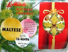 vintage beaded christmas ornament kits in Ornaments  eBay