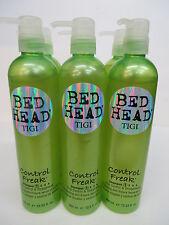 6 PCS! TIGI BED HEAD CONTROL FREAK SHAMPOO 13.5 OZ EA