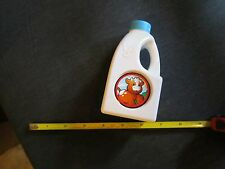 Fisher Price Fun with Food White Milk Container Jug Cow Bottle Part Toy