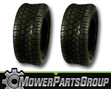 """D034 (2) Rear Tires Cub Cadet RZT 42"""" 46"""" 18x8.50-8 18x8.50x8 18x8.5-8"""