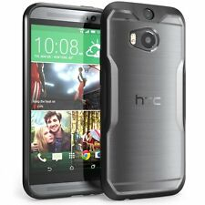 Supcase Unicorn Beetle Hybrid Protective Case for HTC one M8 Clear (HTC one M8)