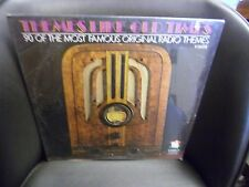 Themes Like Old Times 90 Famous Radio Themes LP Viva Records Sealed
