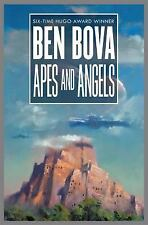 Star Quest Trilogy: Apes and Angels 3 by Ben Bova (2016, Hardcover)