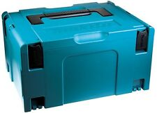 Makita makpac type 2 821550-0 carry case + BL1830 battery 396mm X 296mm X 157mm