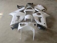 Unpainted ABS Injection Bodywork Fairing Kit for Kawasaki ZX6R 636 2003 2004