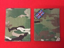 Multicam MTP Blank UBACS Patch MTP Blanking Patch Multicam Blank Velcro Patch
