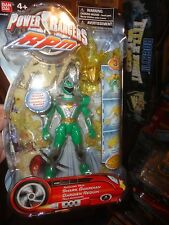 POWER RANGERS RPM SERIES FIGURE SHARK GUARDIAN RANGER, NEVER OPENED