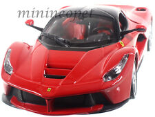 BBURAGO 18-26001 FERRARI LaFERRARI F70 HYBIRD NEW ENZO 1/24 DIECAST CAR RED