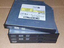 4X Dell Optiplex 980 960 760 Slimline DVD RW W748G TS-L633 & DVD TS-L333 - SATA