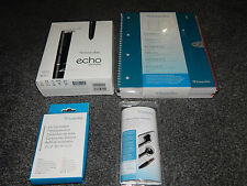 echo smartpen livescribe 2GB bundle + 4 x A4 Notebooks + 3D Recording Headset