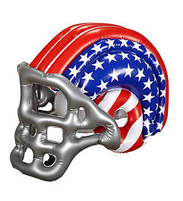 GRIDIRON AMERICAN FOOTBALL CHILD'S NFL INFLATABLE HELMET  SUPERBOWL USA