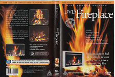 DVD Fireplace-Turn Your TV or Computer Into A Flickering Fireplace-2010-Fire-DVD