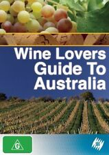 Wine Lovers Guide To Australia (DVD, 2008, 4-Disc Set) - Region Free
