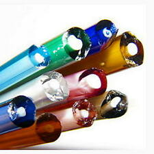 1 lb Devardi Glass Rods Lampwork COE 104 Assor Bi-color
