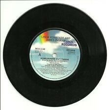 LINDA RONSTADT & JAMES INGRAM - SOMEWHERE OUT THERE - MCA - 1986 - SOFT ROCK