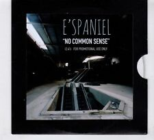 (HD94) E'spaniel, No Common Sense - DJ CD