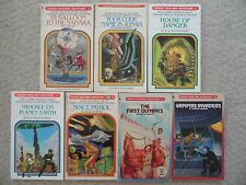 CHOOSE YOUR OWN ADVENTURE LOT 7~Montgomery Packard~OLYMPICS~EARTH~SPACE~VAMPIRE~