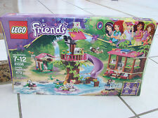 LEGO Friends Jungle Rescue Base 41038 Building Set new with some box wear