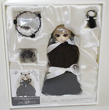 JUN PLANNING AI BALL JOINTED FASHION PULLIP DOLL GROOVE INC BLACK BACCARA A-707