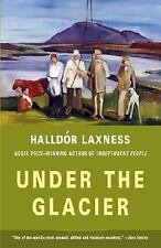 Vintage International: Under the Glacier by Halldór Laxness (2005, Paperback)