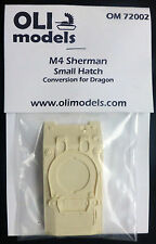 1/72 M4 SHERMAN Small Hatch RESIN Conversion - OLI Models 72002