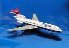 GEMINI JETS BRITISH  AIRWAYS HAWKER SIDDELEY HS121 TRIDENT 2E  DIECAST AIRPLANE