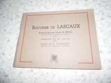 1949.Souvenir de Lascaux.Breuil.Autu.Cousinou