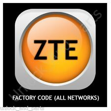Unlock Code ZTE V9 Light V9 Tablet  V815W V880 VaryTouch 2 Vairy Touch 811 X630