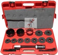 New Master Set Front Wheel Hub Drive Bearing Removal Install Service Tool Kit