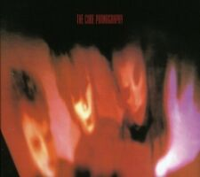 "The CURE ""Pornography"" 2 CD DELUXE EDITION Merce Nuova"