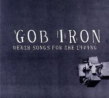 """Gob Iron """"Death Songs for the Living"""" CD Son Volt Uncle Tupelo Varnaline Folk"""
