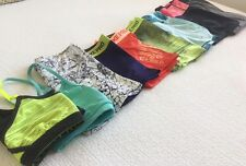 NEW! 10 X ASSORTED NIKE PRO, ROXY, SPORTS GYM YOGA SHORTS LEGGINGS BRA SZ XS-S