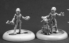 Reaper Miniatures GRAY ALIENS (3) Chronoscope 50252