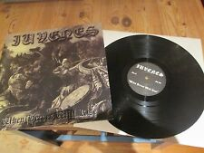 IUVENES WHEN HEROES WILL RISE OOP LP bathory behemoth nifelheim arckanum taake