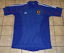Vtg Japan JFA adidas Soccer Jersey World Cup Retro