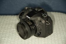 Nikon D D7200 24.2 MP Digital SLR Camera - Black WITH EXTRAS!